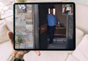 Videovisning av boliger